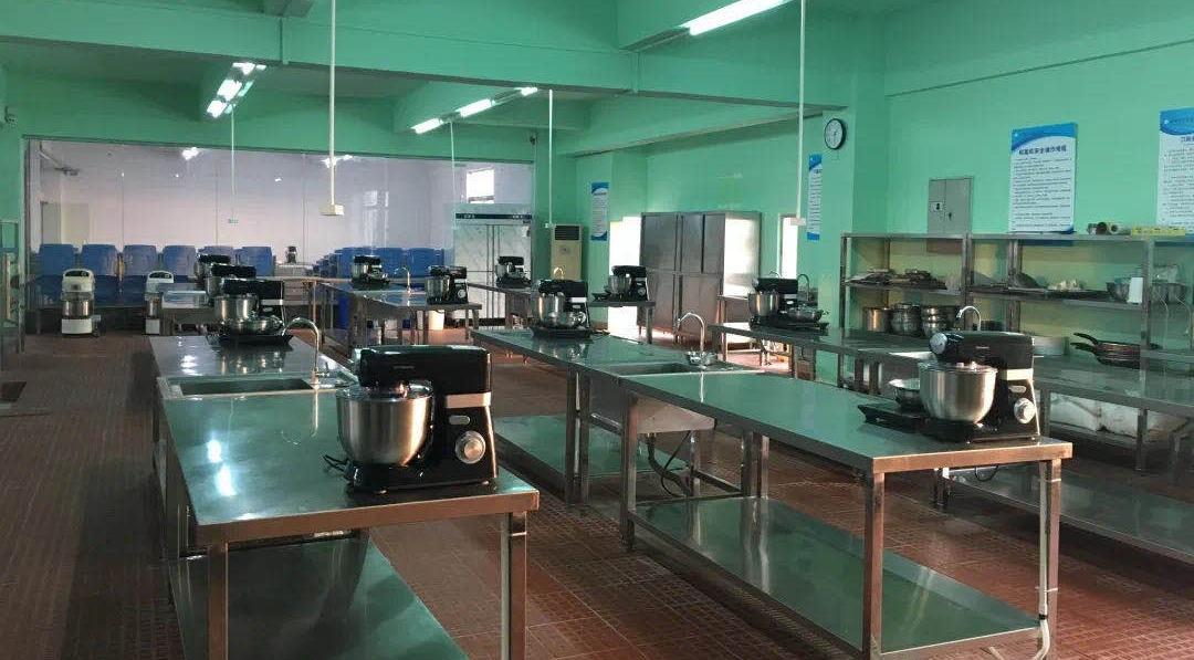 食品peng调实训室
